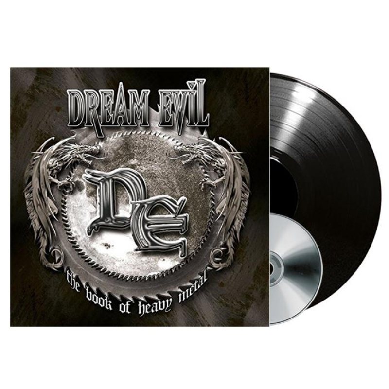 Dream Evil - The Book of Heavy Metal (Re-issue 2017)