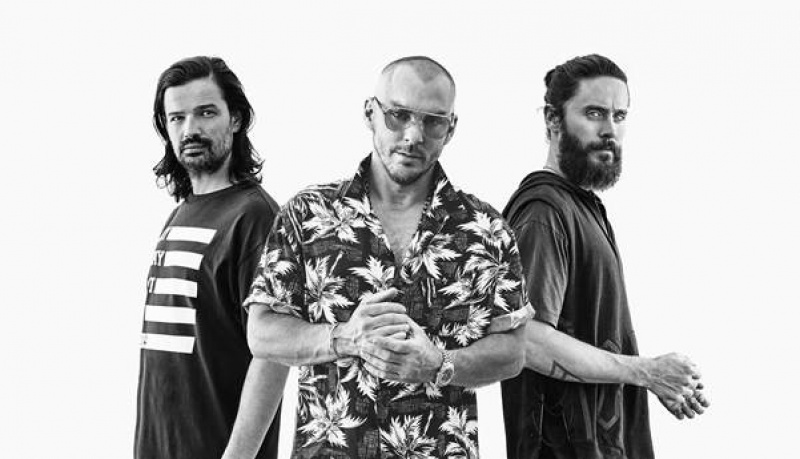 THIRTY SECONDS TO MARS  DRUGI KONCERT W POLSCE W 2018 ROKU