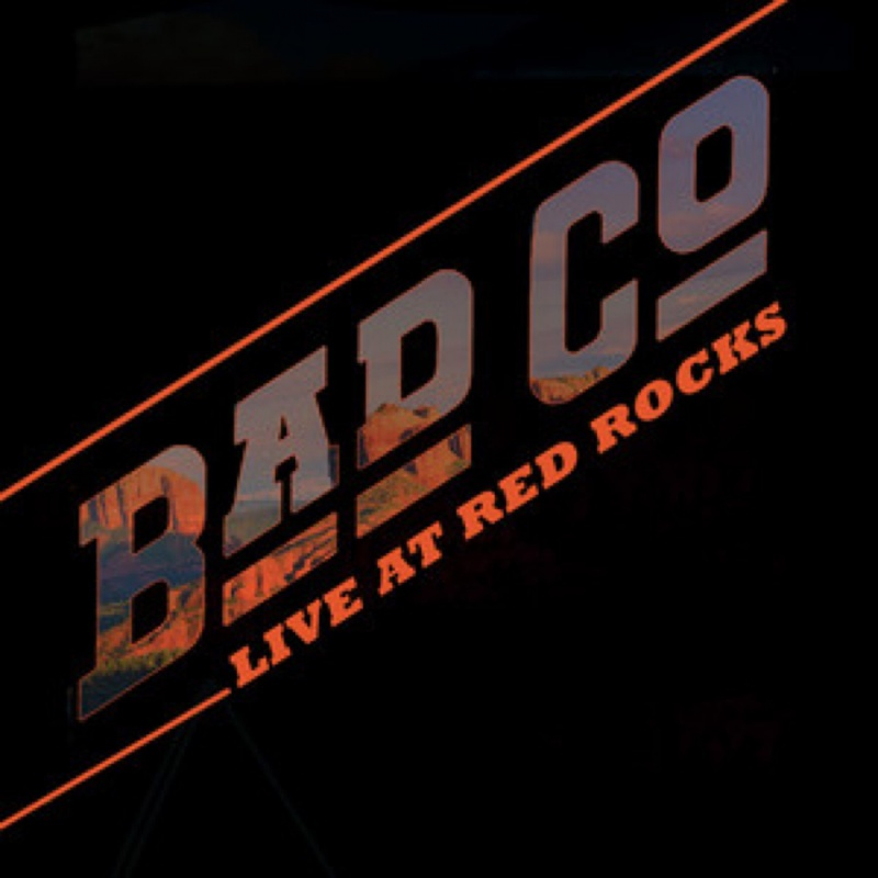 Live At Red Rocks (CD/DVD) BAD COMPANY Premiera: 12.01.2018