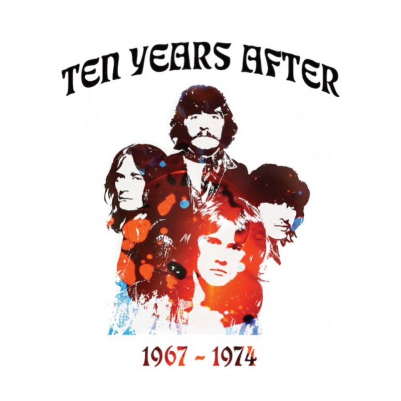 rockblog33.pl prezentuje: 1967-1974 Ten Years After