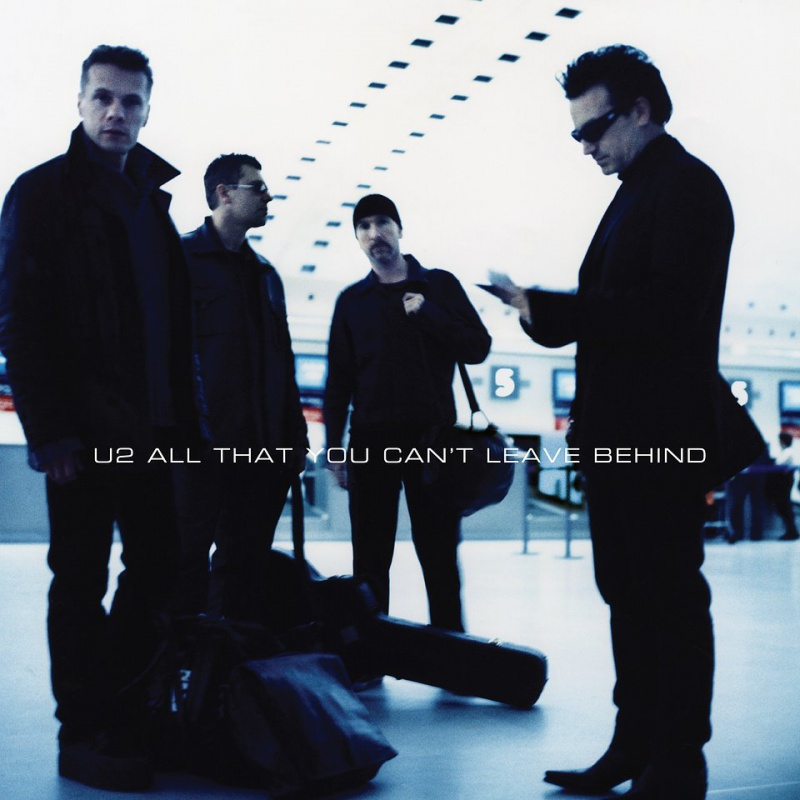 U2 - All That You Can't Leave Behind (20th Anniversary Edition)