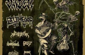Metal Doctrine Festival 2021 Open Air - Vader, Belphegor, Azarath...etc.
