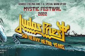 Mystic Festival 2022: Sprawa jest poważna, dochodzi Saxon, potwierdzamy 40 wykonawców!